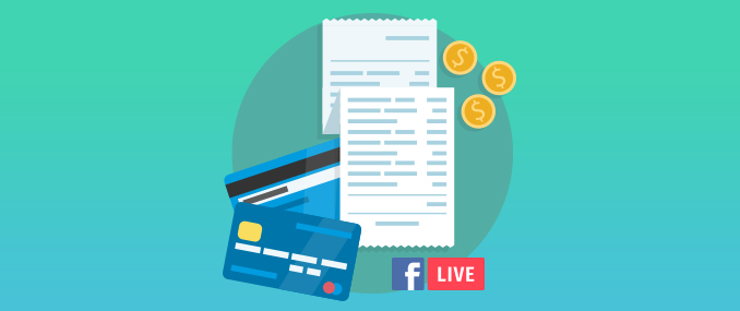 Facebook live is cost-effective